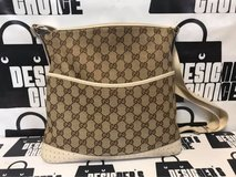Authentic Gucci Perforated Sling in Okinawa, Japan