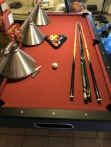 pool table in Ramstein, Germany