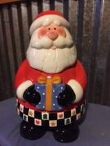 Santa Cookie Jar in Warner Robins, Georgia