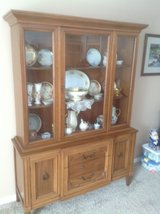 Vintage China Cabinet in Naperville, Illinois