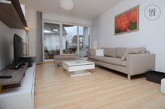 Furnished 3-room apartment with balcony, garage space and internet in Wiesbaden - AG184341 in Wiesbaden, GE