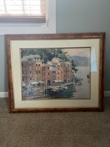 Printed Art in wooden frame in Westmont, Illinois