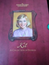 American girl kit book collection set in St. Charles, Illinois