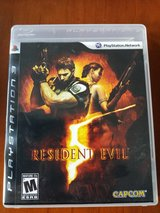Resident Evil (PS3) in Ramstein, Germany