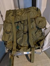 Small Alice Pack in Fort Leonard Wood, Missouri