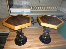 Engine Crank End Table set in Camp Lejeune, North Carolina