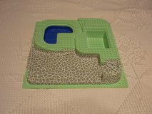VINTAGE LEGO BASEPLATE with swimming pool in Glendale Heights, Illinois