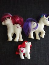 Original 1980s my little ponys in St. Charles, Illinois