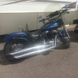 2014 Harley Davidson Softail Slim in Fort Bliss, Texas