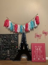 Girls room decor in Cleveland, Texas
