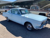 1965 Plymouth Barracuda in Houston, Texas