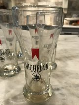 Bar glass Michelob in Houston, Texas