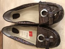 Sperry leather loafers in Houston, Texas