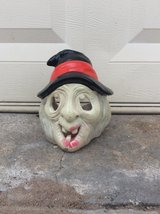 Witch Face Candle holder in Kingwood, Texas