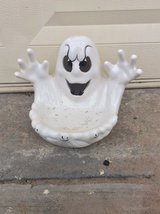 Ghost candy dish in Houston, Texas