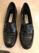 Aignet Black loafers in Houston, Texas
