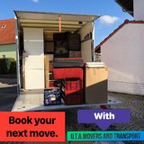 KMC MOVERS AND TRANSPORT PICK UP AND DELIVERY FURNITURE ASSEMBLE AND INSTALLATION in Ramstein, Germany