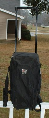KR Strikeforce Eliminator Double ball bag with wheels / 162 in Macon, Georgia