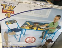 Disney Toy Story 4 Erasable Activity Table (still in Box) in Leesville, Louisiana