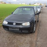 VW GOLF 4 1.9 TDI DIESEL AUTOMATIC NEW INSPECTION 2003 only 89.000 miles in Ramstein, Germany
