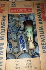 box full of different pottery in bookoo, US