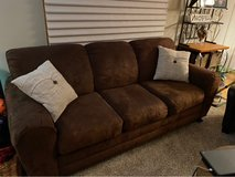 couch in Oswego, Illinois
