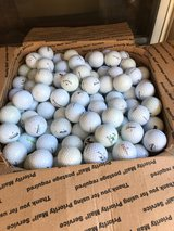 lots of golf balls in Hinesville, Georgia