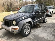 Jeep Liberty in Cherry Point, North Carolina