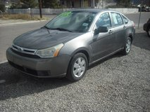 2010 Ford Focus 4dr. in Alamogordo, New Mexico