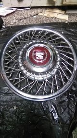 Cadillac wheel covers in Fort Campbell, Kentucky