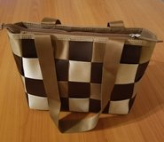 COMELY SEATBELT SHOULDER HAND BAG, PURSE Brown in Ramstein, Germany