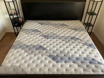 King size Mattress and/or frame in Huntington Beach, California