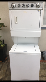 Stack washer and dryer in Camp Pendleton, California