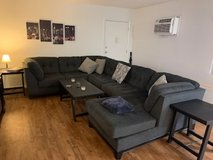 Big and Comfy 3 Piece Sectional Couch in Huntington Beach, California
