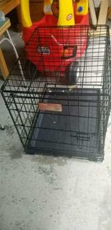 3'x3' dog crate in Nellis AFB, Nevada