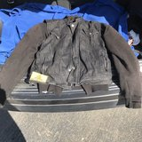 Street & Steel Motorcycle Jacket in Travis AFB, California