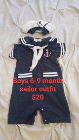 Boys sailor outfit in Leesville, Louisiana