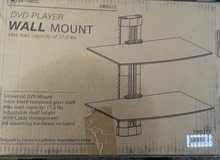 DVD player wall mount (new in box) in Alamogordo, New Mexico