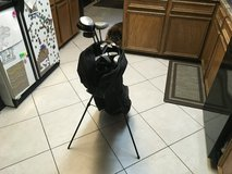 Golf Bag with Right Handed Clubs and New Balls. Please See Description For Details. in Houston, Texas