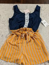 Girl's romper SZ 16 in Cleveland, Texas