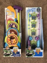 Toy Story toys brand new $10 for both in Bolingbrook, Illinois