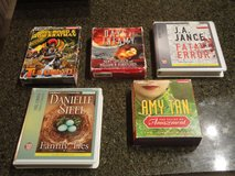 14 books on 125 CD's - CD's are in like new condition - See list and photos below in Houston, Texas