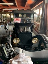 1923 Ford Model T Convertible, Runs great in Okinawa, Japan