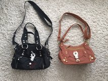 GGL George Gina & Lucy purses in Ramstein, Germany