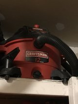 Craftsman shop vacuum in Bolingbrook, Illinois