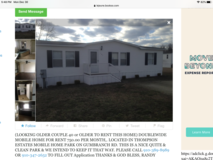 Double wide for rent in Camp Lejeune, North Carolina