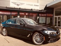 *LUXURY 1600 miles!* 2020 BMW 530i ALL WHEEL DRIVE DEMO SAVINGS! in Spangdahlem, Germany