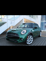 Just arrived in Spangdahlem, MINI COOPER S in Spangdahlem, Germany