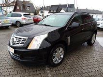 Cadillac SRX Leather, loaded in Stuttgart, GE