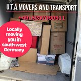 KMC MIL. Movers and Transport pick up and delivery in Ramstein, Germany